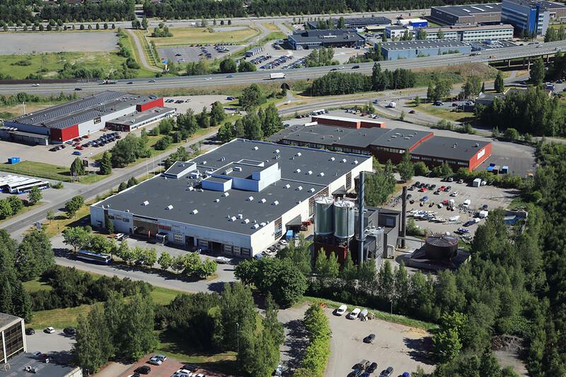 Tampere - merkittävä kasvukeskus