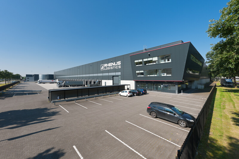 Logicor leases distribution warehouse in Tilburg