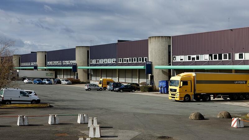 Garonor Sénart - Logistics Hub