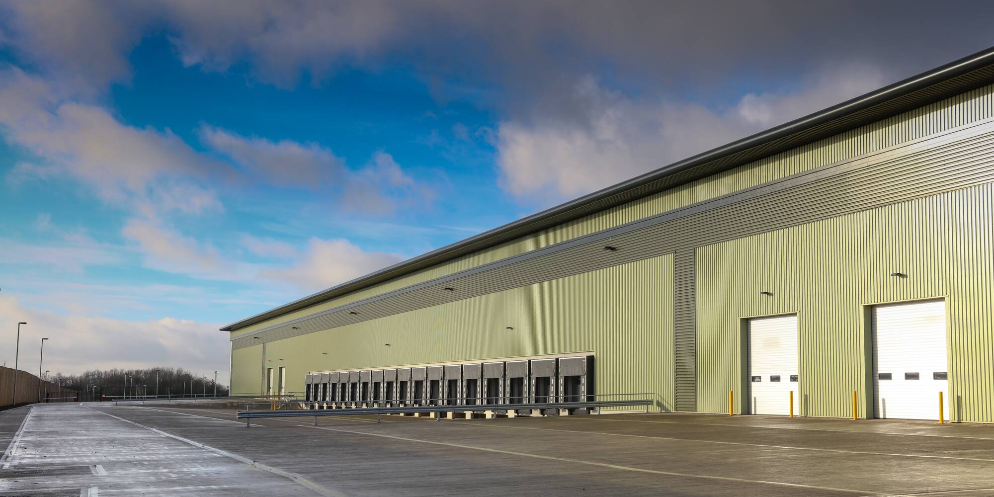 Logicor UK - Logistics Warehouses