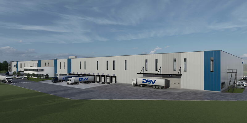 Logicor and the city of Lahr confirm land purchase agreement for new logistics warehouse development for DSV Solutions GmbH at Lahr Airport
