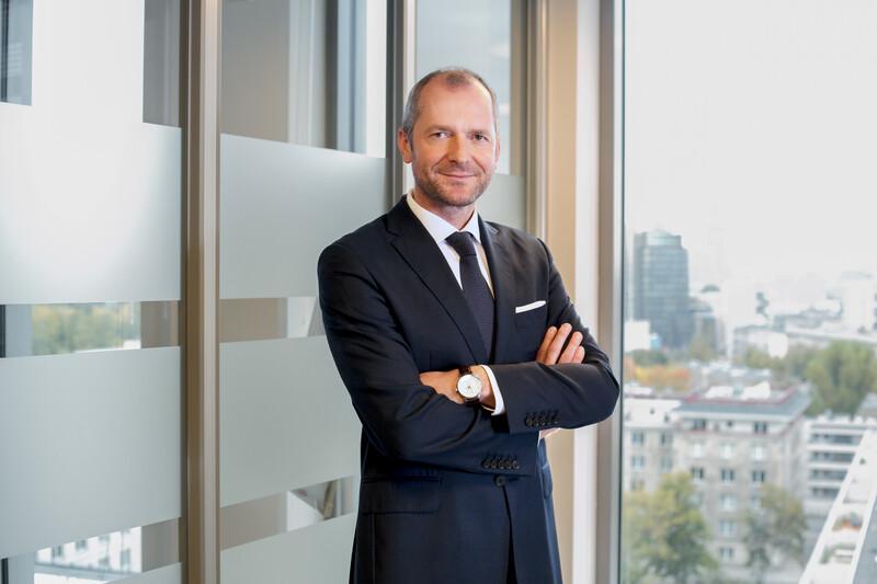 Michał Ptaszyński awansuje w Logicor na stanowisko Head of Asset Management CEE