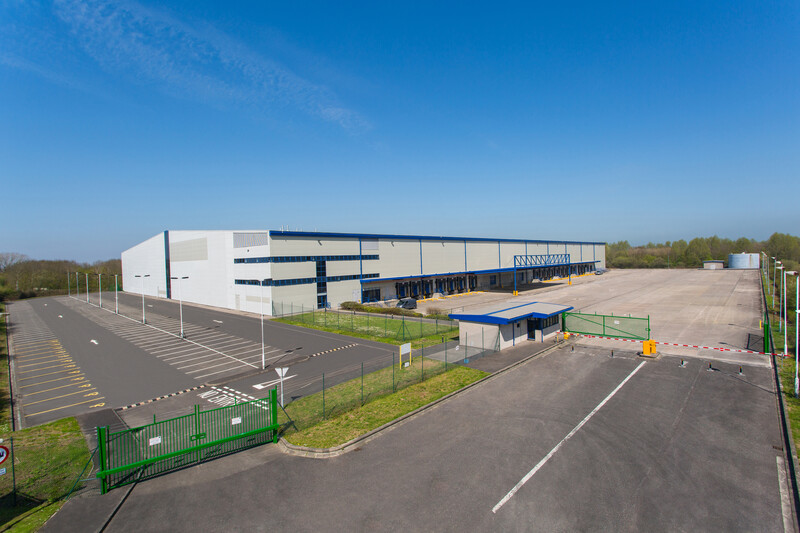 Logicor welcomes Wincanton to the UK portfolio