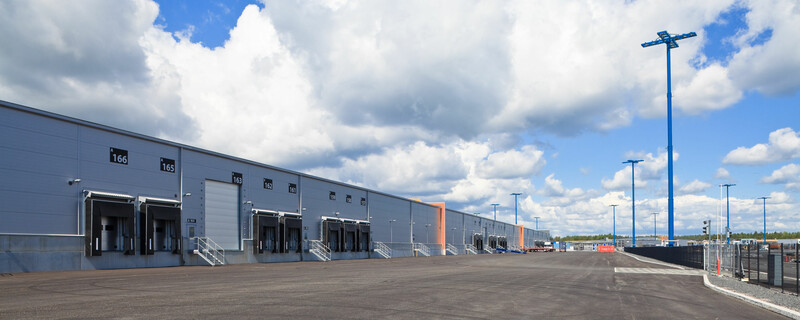 Kuehne+Nagel achieved a significant cost advantage by centralising its ground and ocean freight terminals in Vuosaari harbour