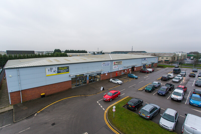 Logicor secures two new lettings with Toolstation
