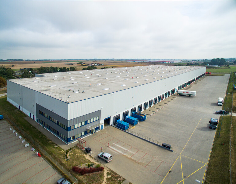 Logicor leases Poland warehouse space to Aluplast