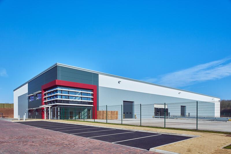 Logicor lets 49,000 sq ft logistics unit at Liberty Park, Lichfield