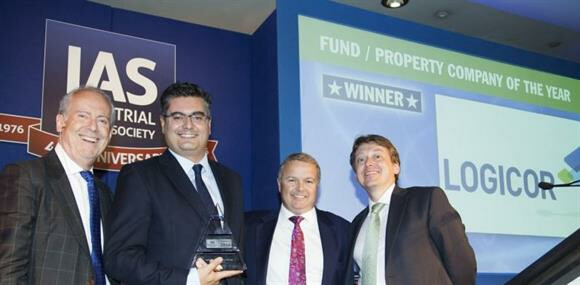 Logicor voted Property Company of the Year