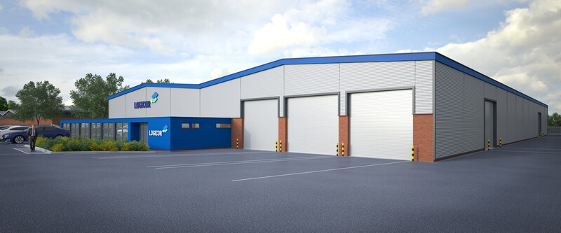 """Midland 42"" Rugby warehouse brought to the market"