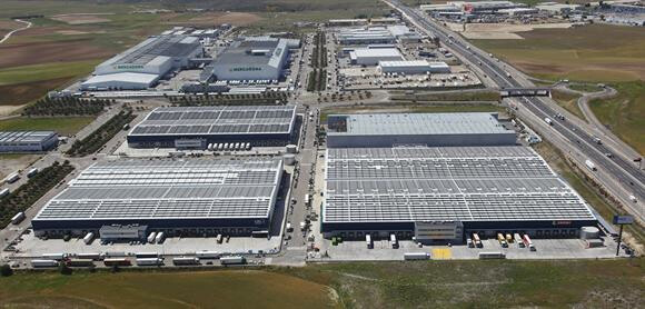 Logicor leases 16,000 sqm to DHL in Madrid