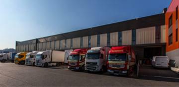 Vous recherchez des locaux d'activité ou des bureaux à proximité des métiers du transport et de la logistique ?