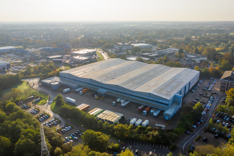 Logicor lets Solihull 262 warehouse to Farmfoods