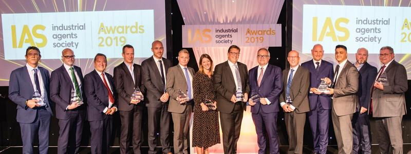 Logicor wins IAS award for multi-let industrial asset management
