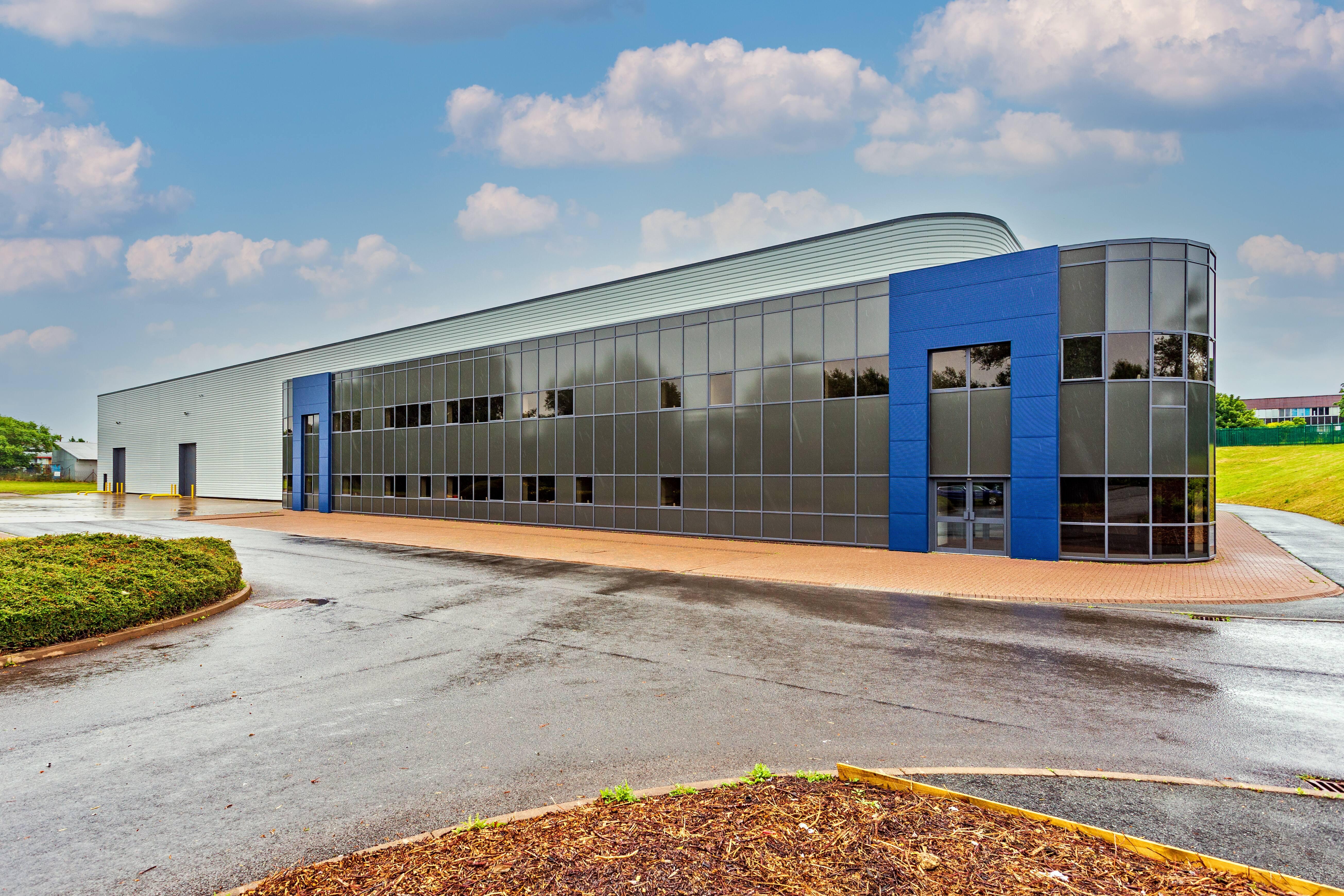 UK Light Industrial Warehouses