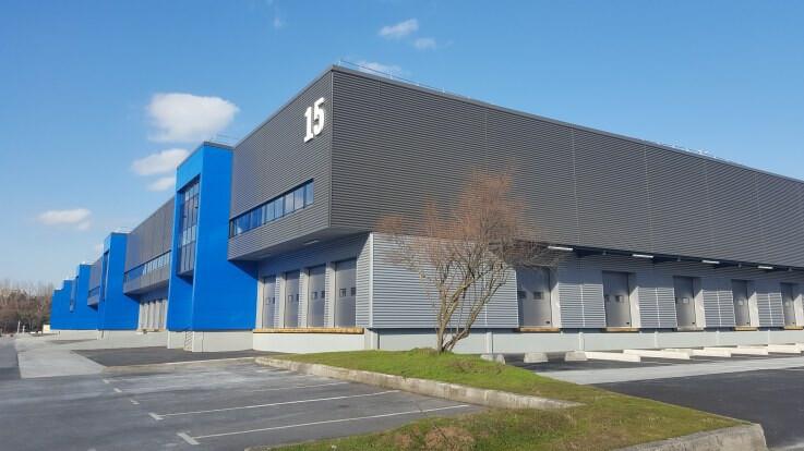 Garonor Aulnay - Building 15
