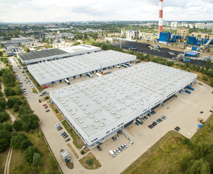 Logicor extends the lease with Spedimex for 20,000 sqm in Łódź