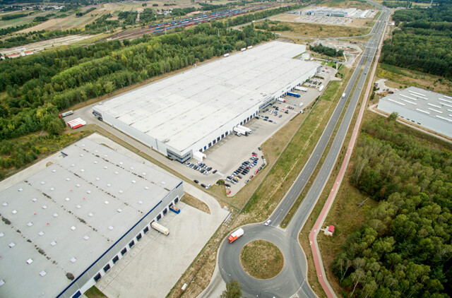 Logicor extends lease agreement with Flex in Poland