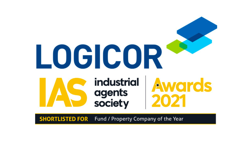 Logicor Shortlisted for IAS Awards 2021 Property Company of the Year