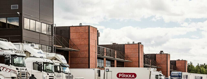"""""""The capability of a central warehouse is mind-blowing"""" - Kesko's daily consumer good sales are kept flowing with strong operation"""