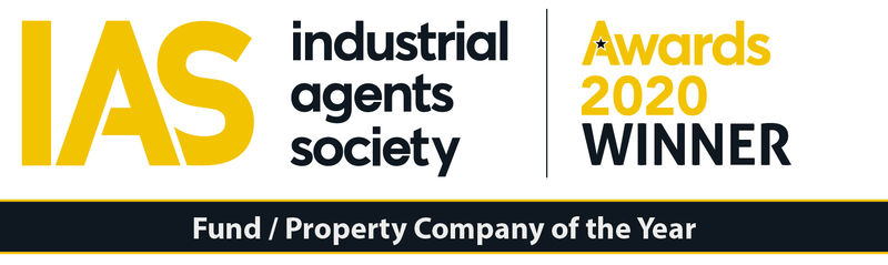 Logicor UK wins Property Company of the Year at the 2020 IAS Awards