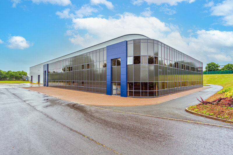 Logicor lets 72,980 sq ft Peterlee warehouse to Innerglass
