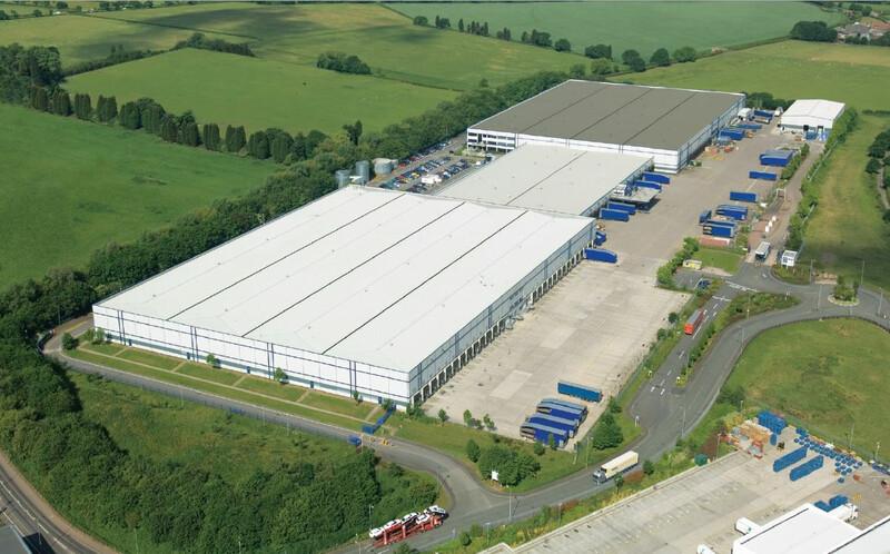 Logicor secures its largest UK letting