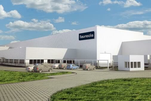 Logicor completes 12,820 sqm Poland warehouse extension