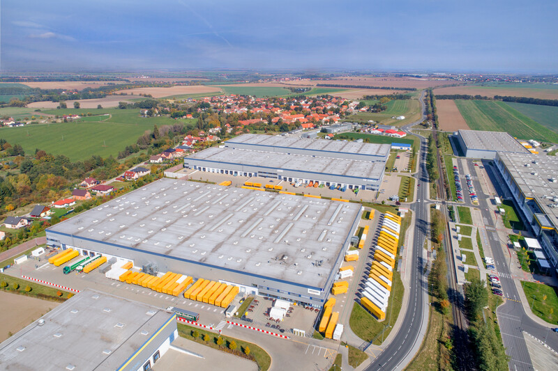 Logicor leases logistics warehouse at Prague Airport to Ecologistics