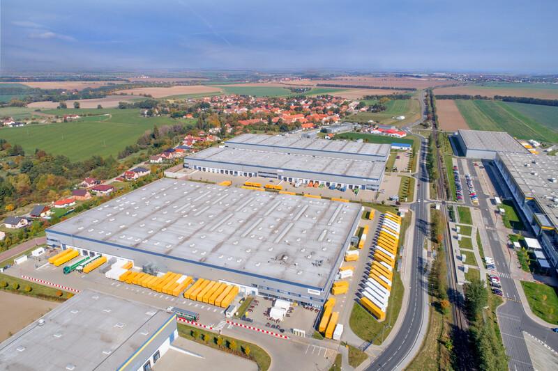 Logicor leases logistics warehouse at Prague Airport to Ecologistics