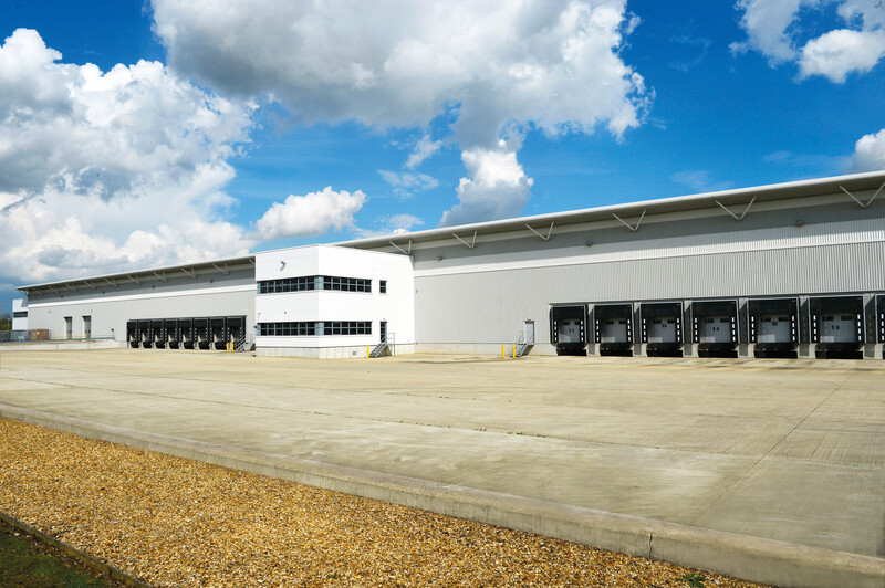 Logicor lets 189,697 sqft warehouse in Peterborough