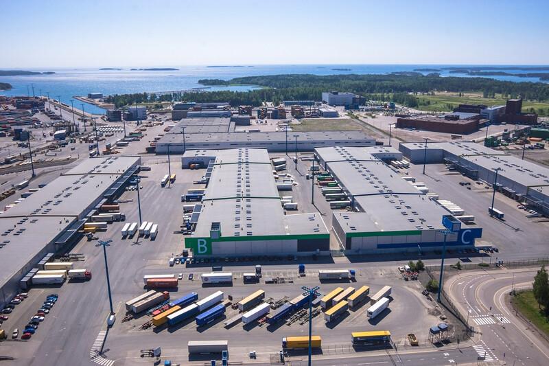 Think global, act local - moderneilla logistiikkatilaratkaisuilla kilpailukykyä toimitusketjun varrelle