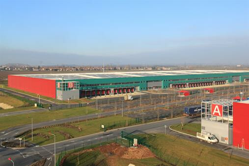 Logicor leases French warehouse to Jung Logistique