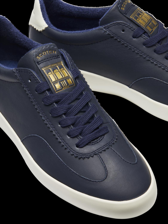 Men Plakka - Leather Sneakers