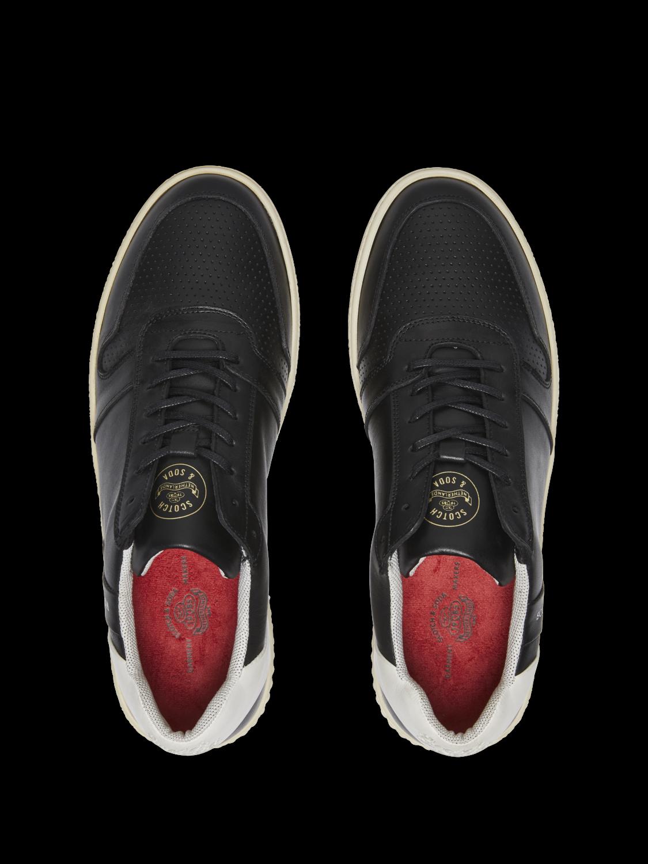 Men Brilliant - Leather Sneakers