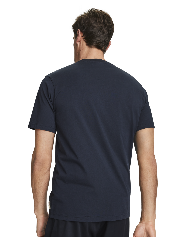 Men Aloha artwork t-shirt