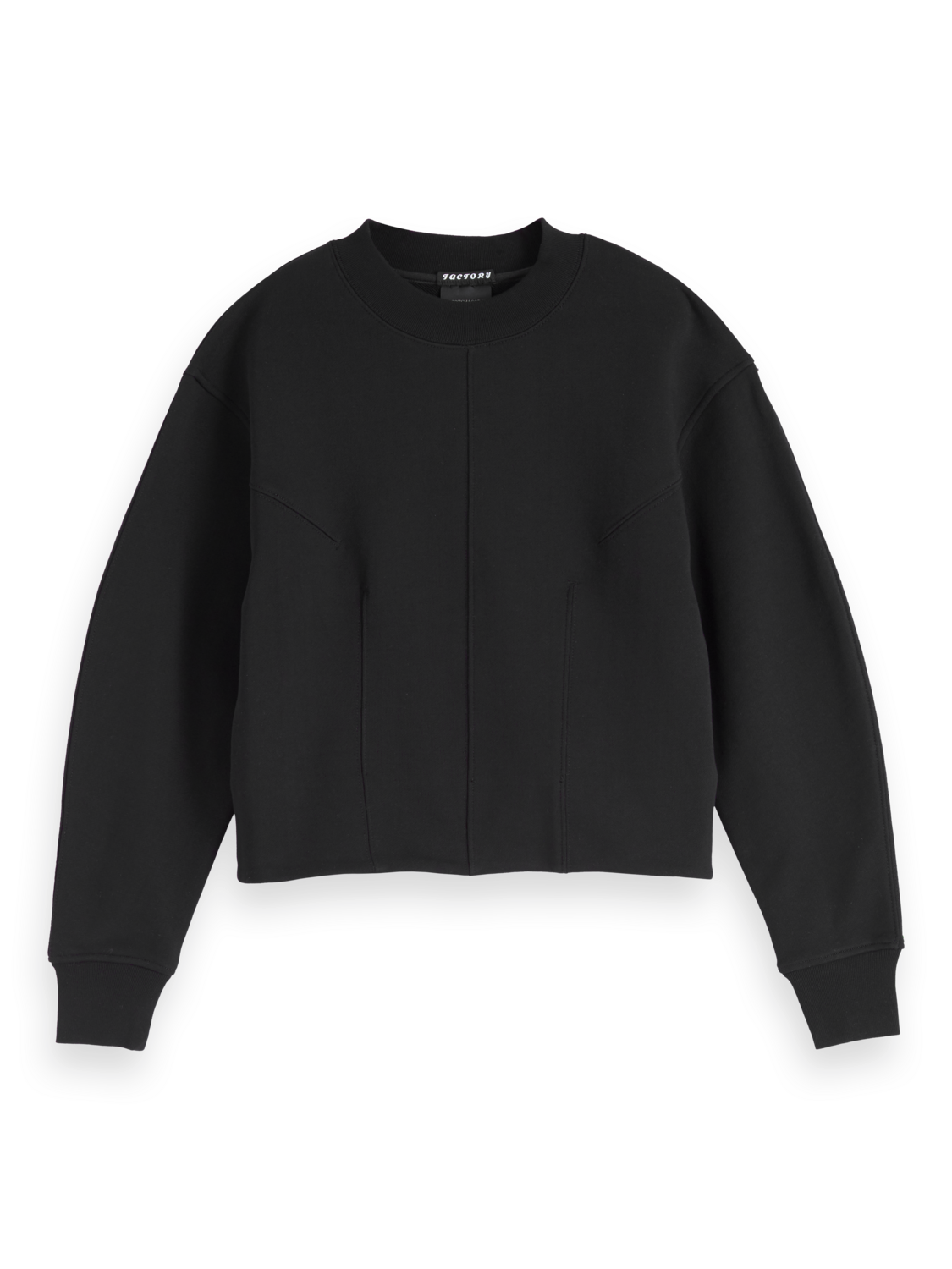 Women Constructed Sweater
