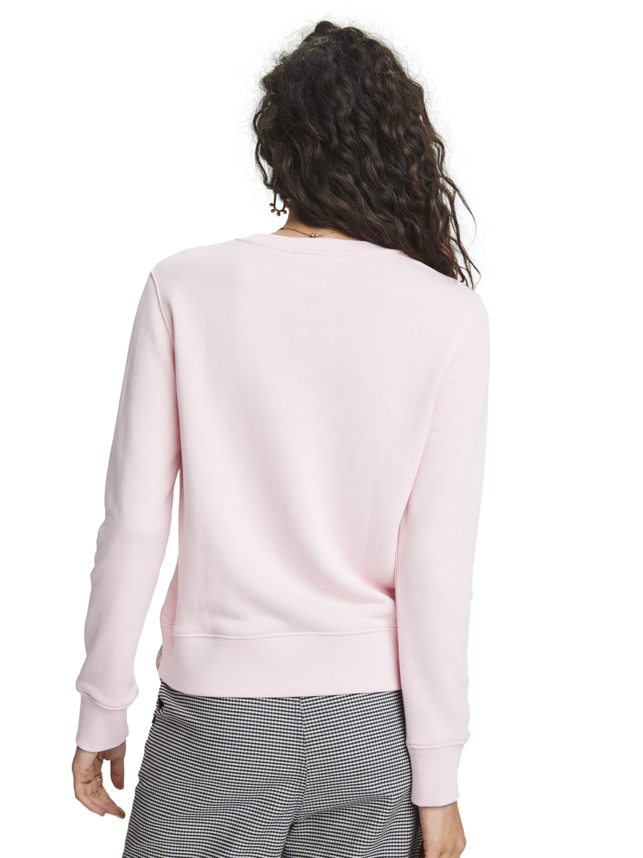 Women Embroidered artwork sweater