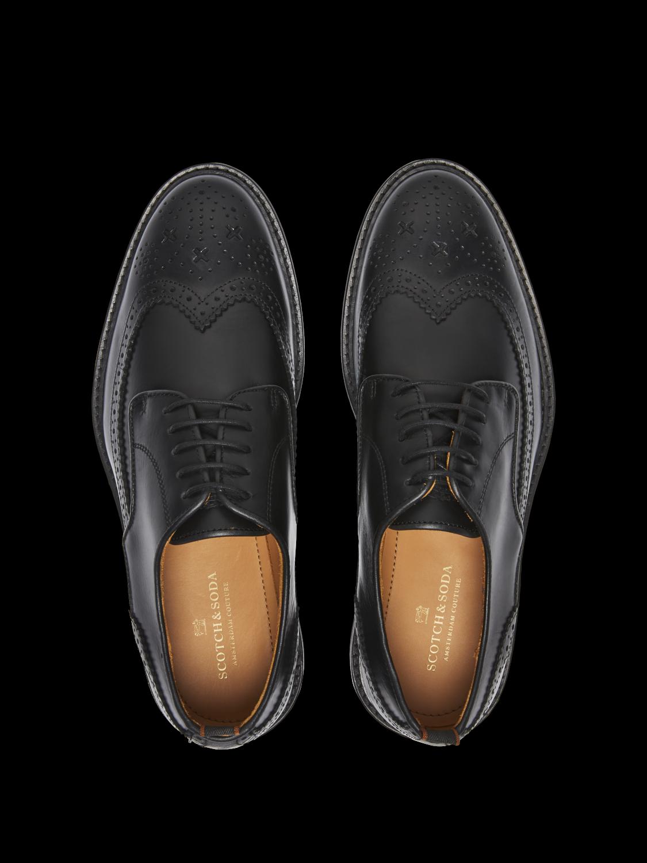 Men Merapi - Leather Brogues