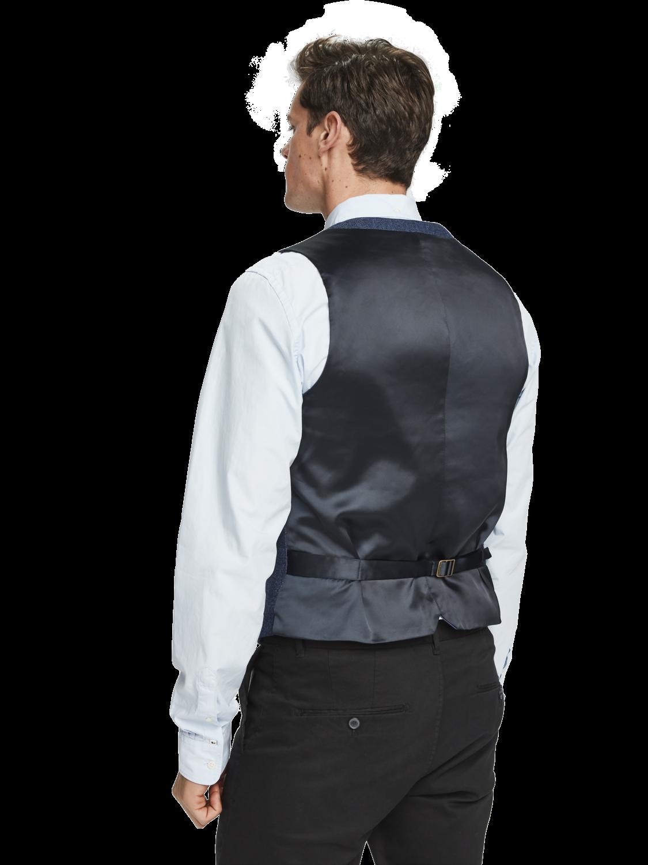 Men Wool blend waistcoat
