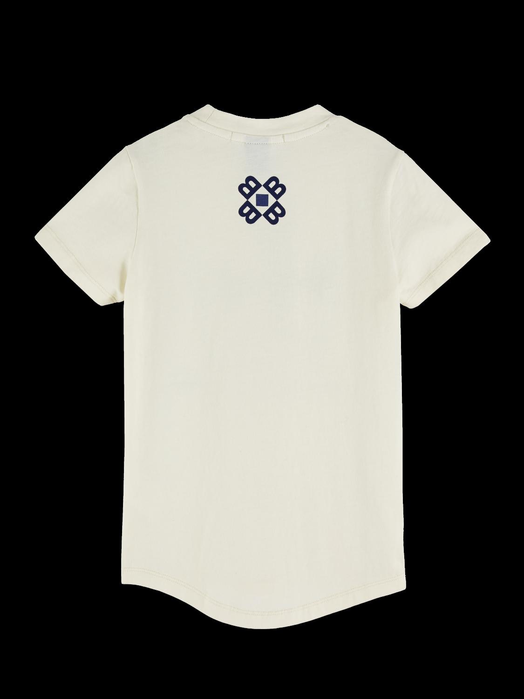 Girls Basic Artwork T-Shirt