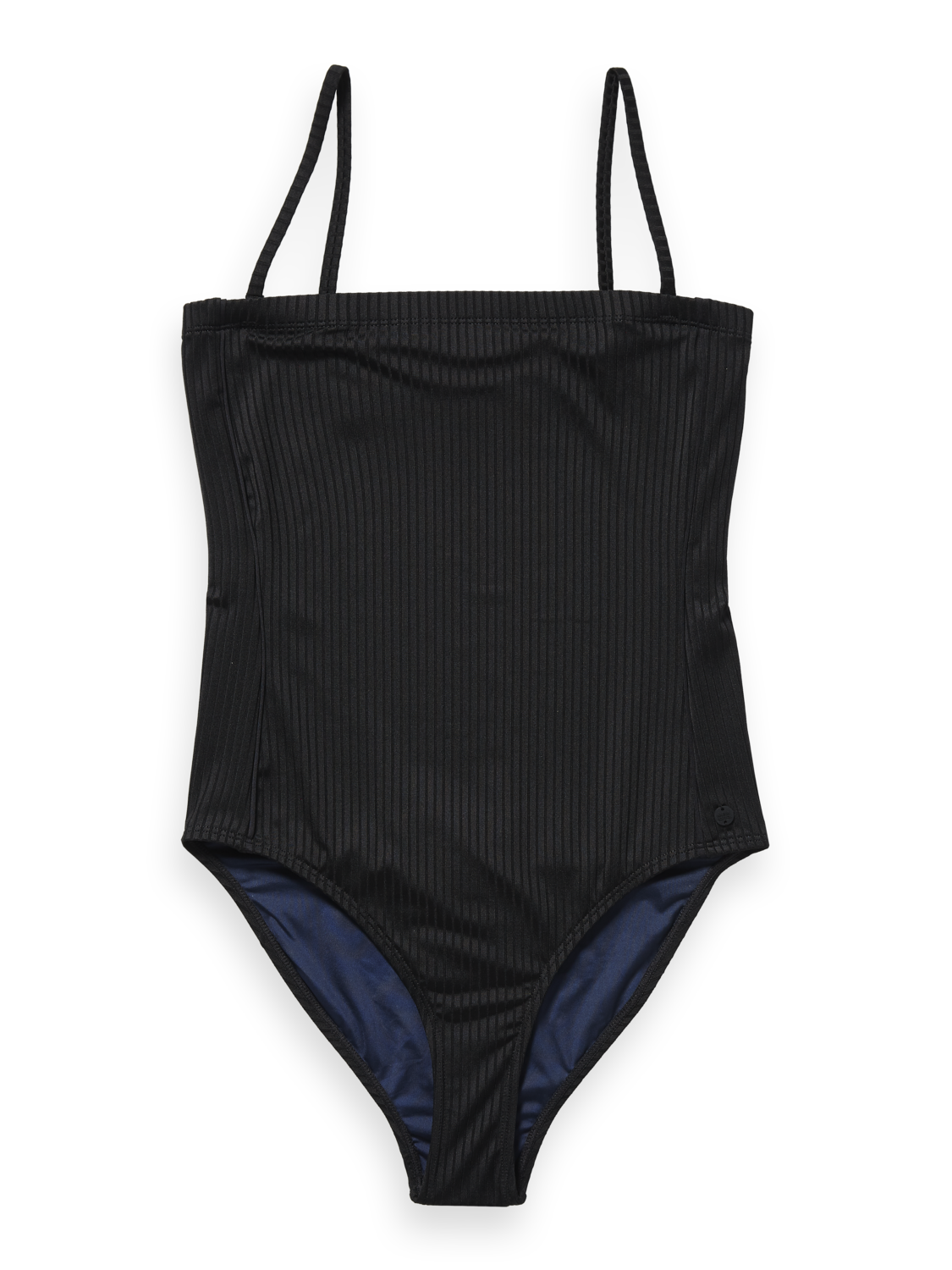 Women Ribbed Swimsuit