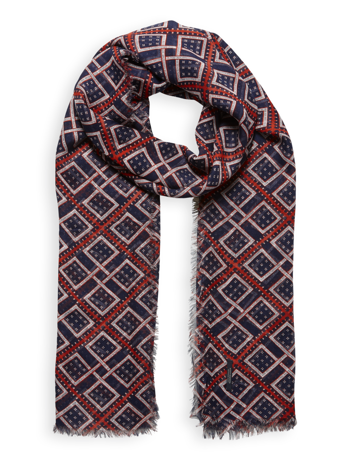 Women Lightweight Printed Scarf