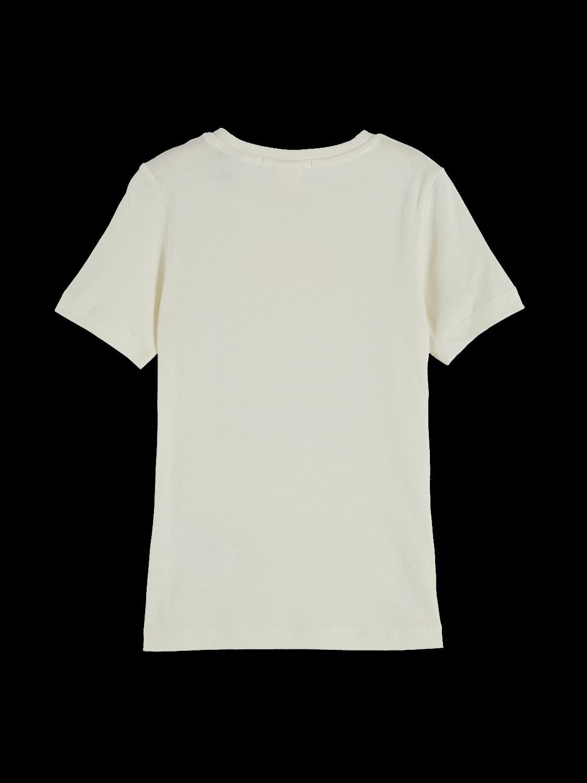 Girls Text Detail T-Shirt