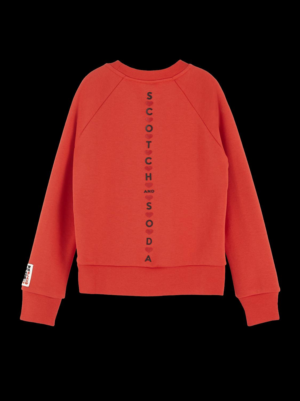 Flickor Rundhalsad tröja