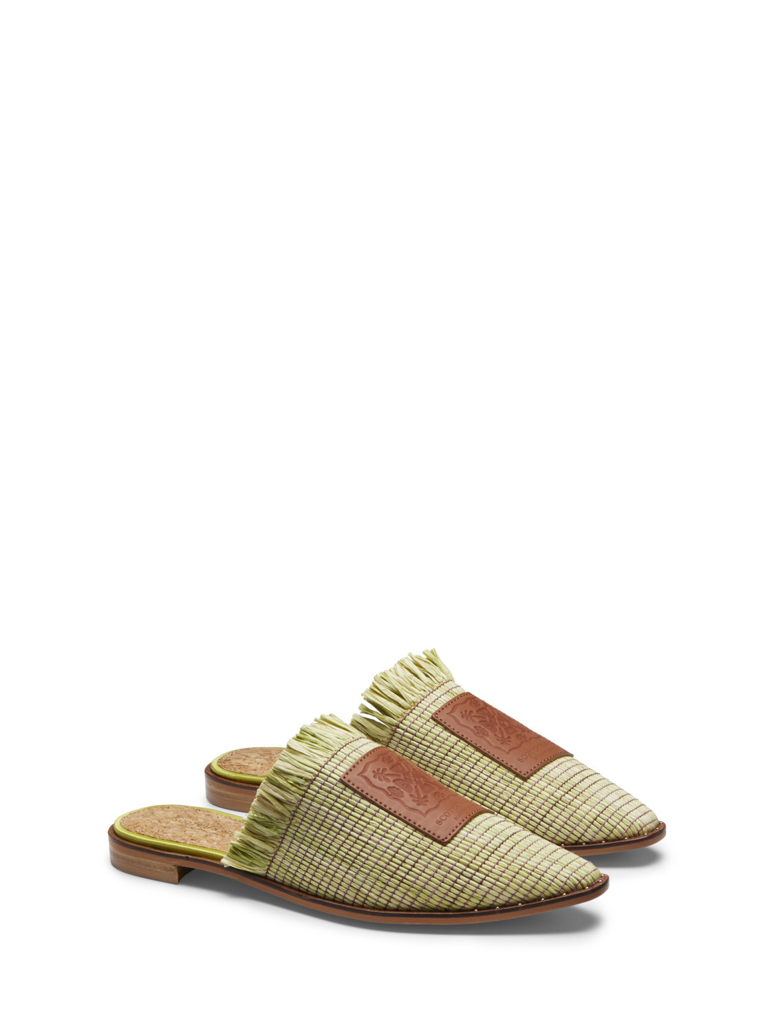 Women Kalin - Fringe Slippers