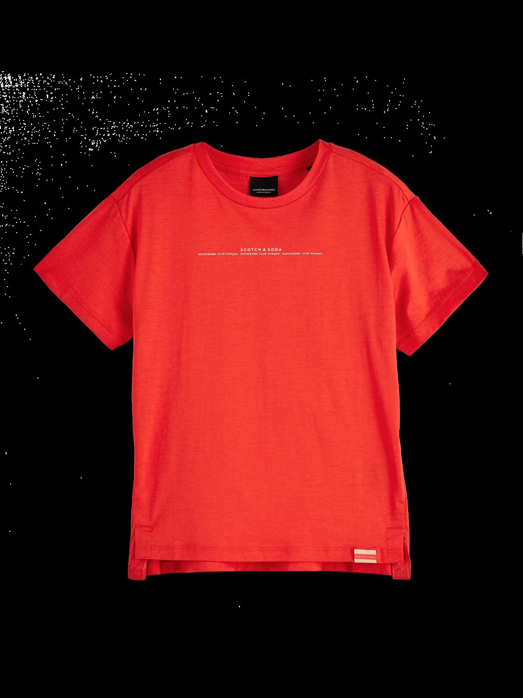Girls Logo Detail T-Shirt