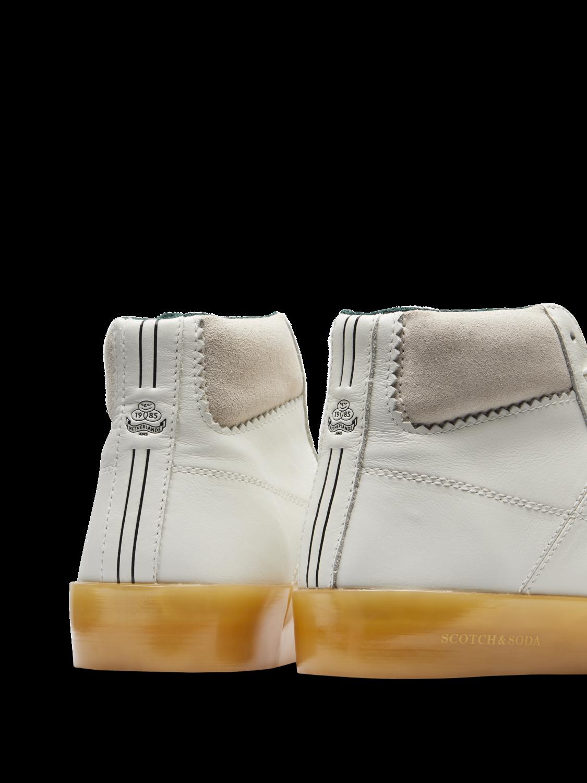Men Plakka - High-Top Sneakers