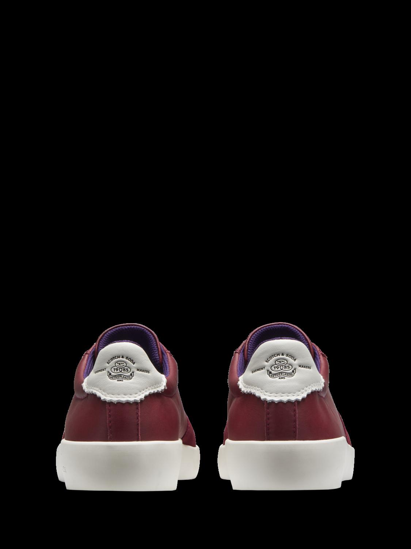 Men Plakka - Suede & Leather Sneakers