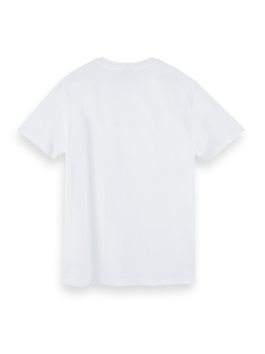 Herrar Organic cotton short sleeve t-shirt