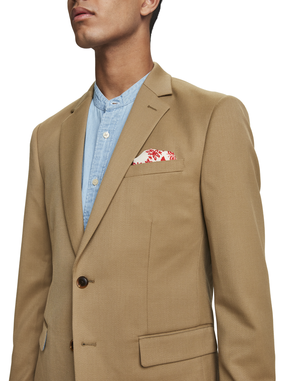 Men Wool blend blazer